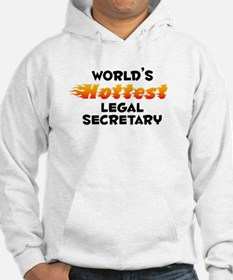 World's Hottest Legal.. (B) Hoodie