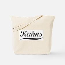 Kuhns (vintage) Tote Bag