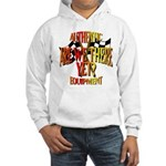 Are we there yet Hooded Sweatshirt