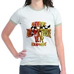 Are we there yet Jr. Ringer T-Shirt