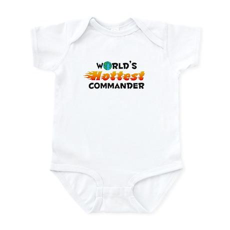 World's Hottest Comma.. (C) Infant Bodysuit