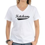 Ketcham (vintage) Women's V-Neck T-Shirt