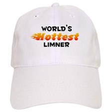 World's Hottest Limner (B) Baseball Cap