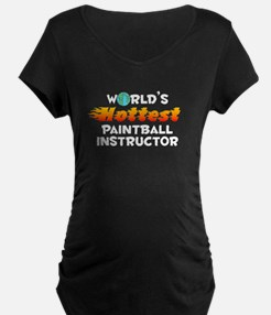 World's Hottest Paint.. (D) T-Shirt