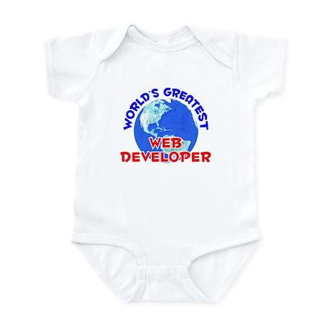 World's Greatest Web d.. (E) Infant Bodysuit