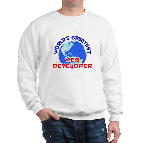 World's Greatest Web d.. (E) Sweatshirt