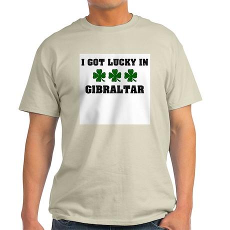 Gibraltar Light T-Shirt