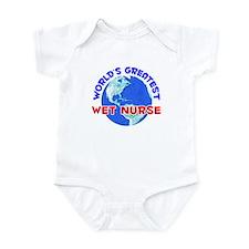 World's Greatest Wet n.. (E) Infant Bodysuit