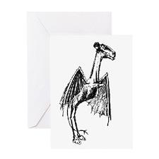 Jersey Devil Greeting Card