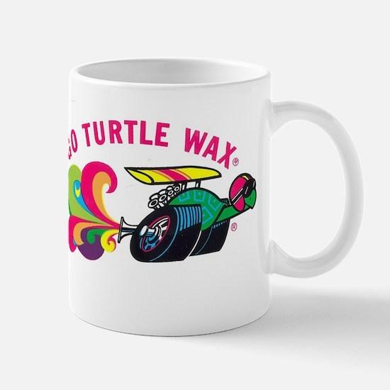Go Turtle Wax-1 Mugs