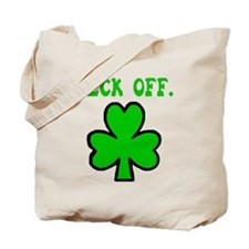 Irish Feck Off Tote Bag