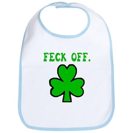 Irish Feck Off Bib