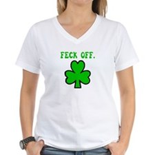 Irish Feck Off Shirt