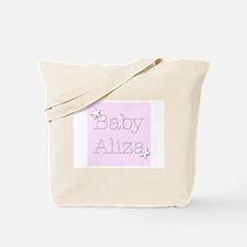 Funny Aliza Tote Bag