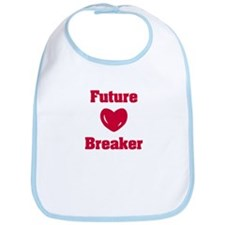 Future Heart Breaker Bib