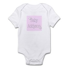 Cute Addyson Infant Bodysuit