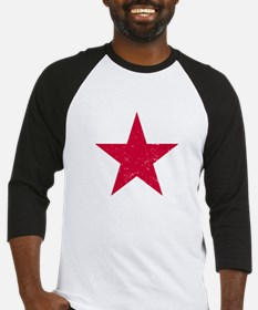 Vintage Red Star Baseball Jersey