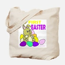 MY FIRST EASTER Tote Bag