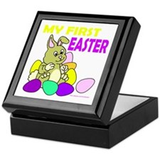 MY FIRST EASTER Keepsake Box