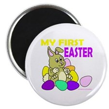 "MY FIRST EASTER 2.25"" Magnet (100 pack)"
