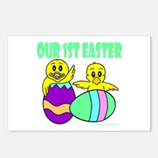 OUR FIRST EASTER Postcards (Package of 8)