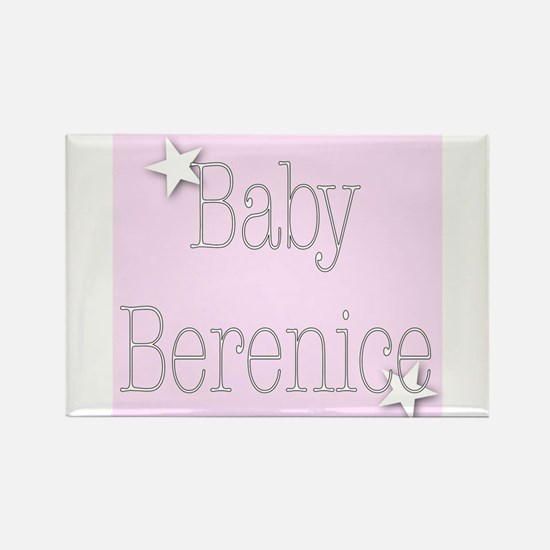 Cute Berenice Rectangle Magnet