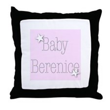 Cool Berenice Throw Pillow
