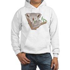 Koala Bear Hoodie Sweatshirt