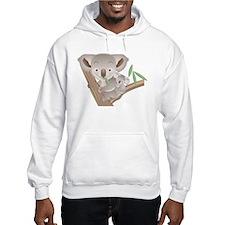 Koala Bear Jumper Hoody
