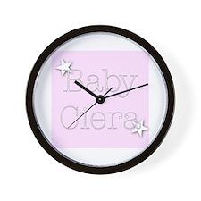Unique Ciera Wall Clock