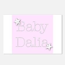 Unique Dalia Postcards (Package of 8)