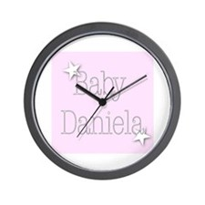 Cute Daniela Wall Clock