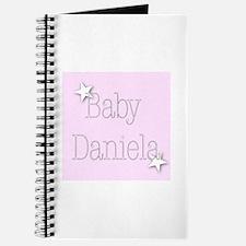 Cute Daniela Journal