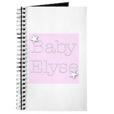 Unique Elyse Journal