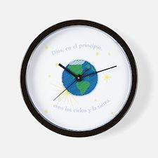 En el Principio Wall Clock