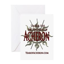 Year of Acheron Greeting Card