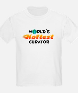 World's Hottest Curator (C) T-Shirt