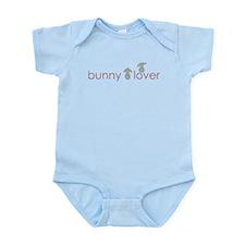 bunny lover Infant Bodysuit