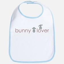 bunny lover Bib