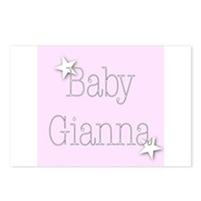 Cute Gianna Postcards (Package of 8)