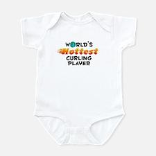 World's Hottest Curli.. (C) Infant Bodysuit