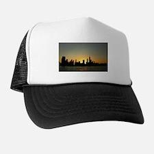Cute Chicago downtown Trucker Hat