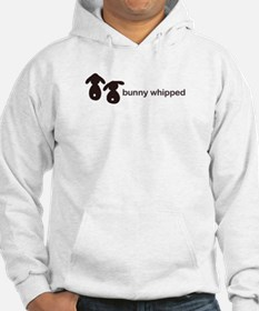 bunny whipped Hoodie