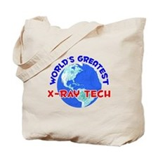 World's Greatest X-ray.. (E) Tote Bag