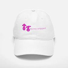 bunny whipped pink Baseball Baseball Cap