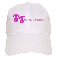 bunny whipped pink Baseball Cap