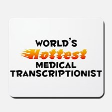 World's Hottest Medic.. (B) Mousepad