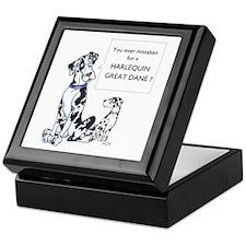 N Mistaken Great Dane Keepsake Box