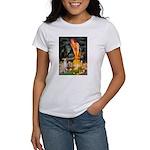 Midsummer's / Ital Greyhound Women's T-Shirt