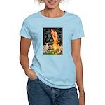 Midsummer's / Ital Greyhound Women's Light T-Shirt